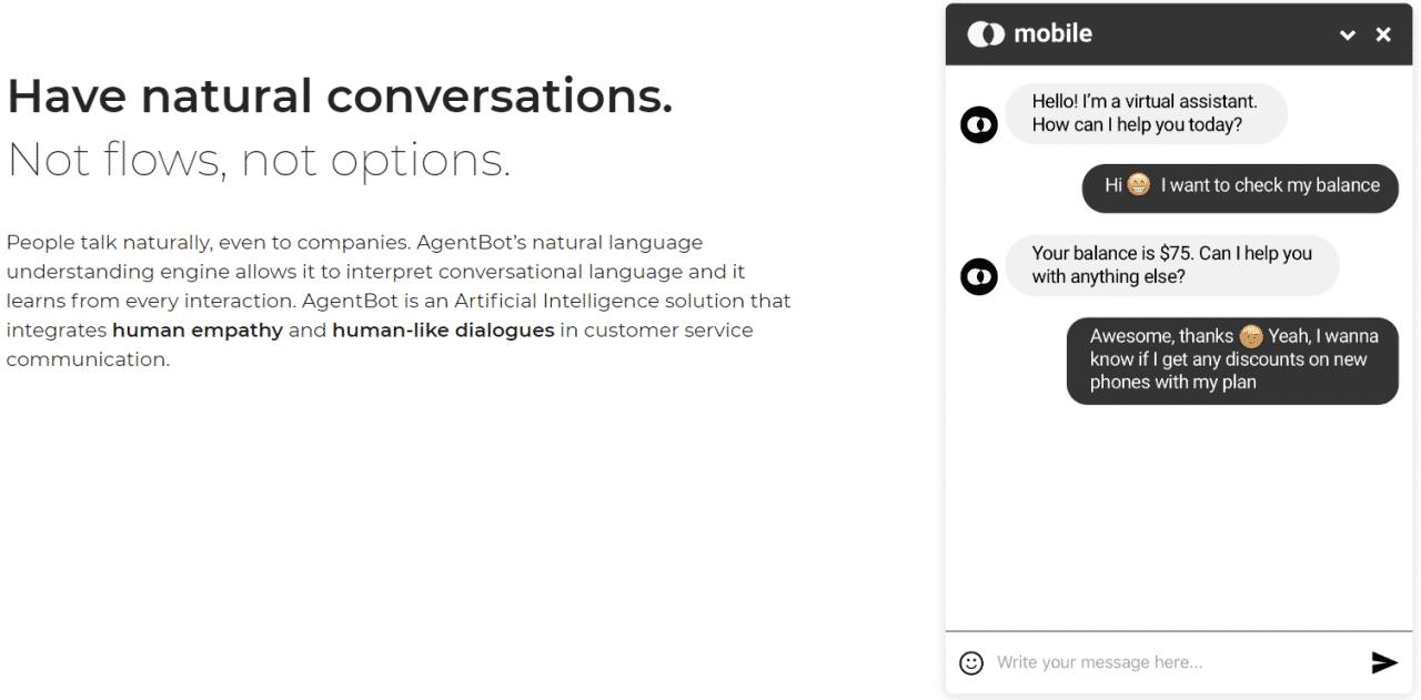 Melhores chatbots do mercado - Aivo