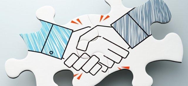 Busque por parceiros/investimentos