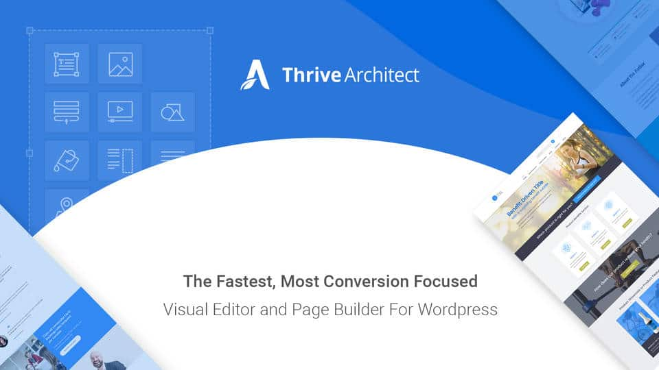 Thrive Architect Content Builder