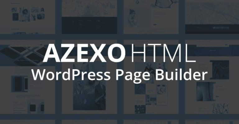 WordPress Page Builder by AZEXO