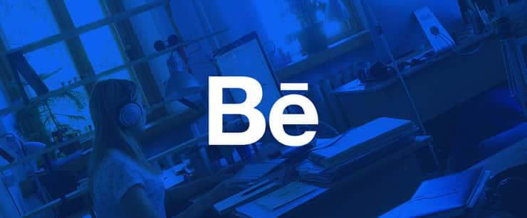 Behance - Portfólio para Designers